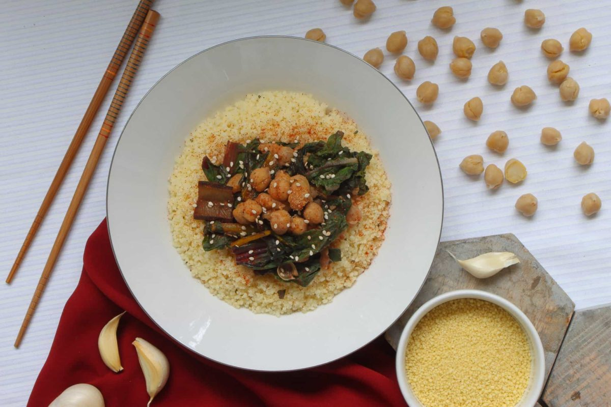 herbed-couscous-with-chickpeas-and-chard