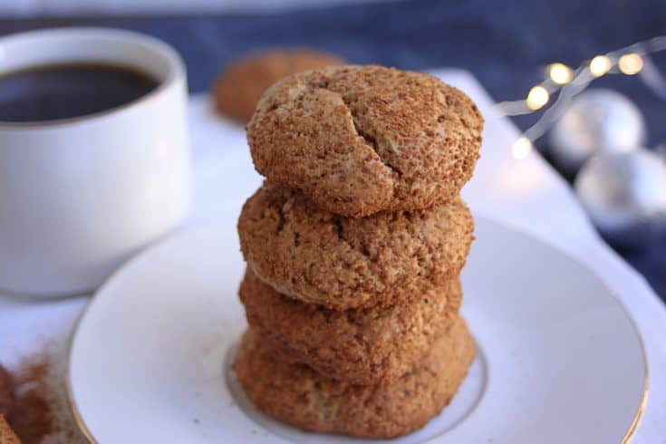 Chewy Maple Cookies