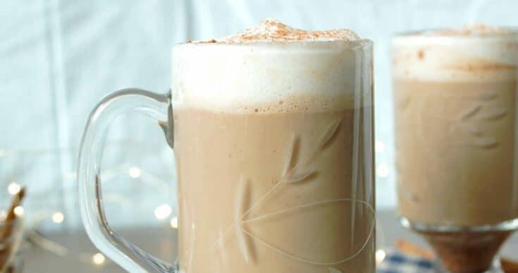 Vegan Sweet Coffee Latte