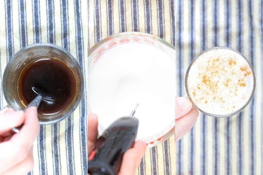 Making Vegan Lattes