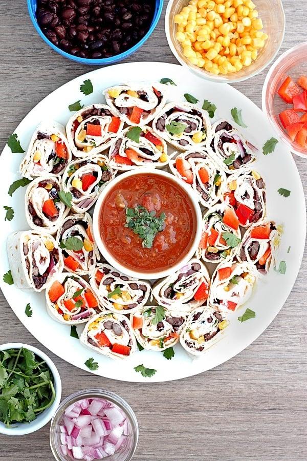 veggie-tortilla-roll-ups-overhead