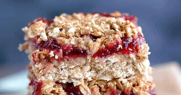 raspberry-oat-bar-breakfast