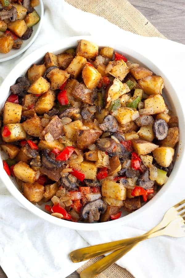 Vegan Breakfast Hash