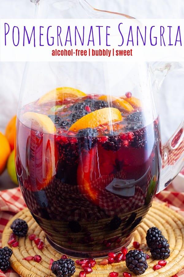Pomegranate Sangira (alcohol-free)