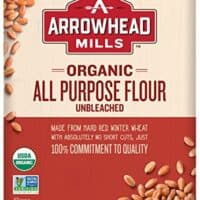 Organic, Unbleached, All-Purpose Flour
