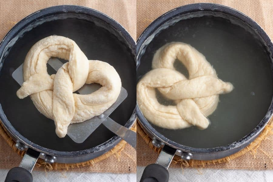 Vegan Soft Pretzels Baking Soda