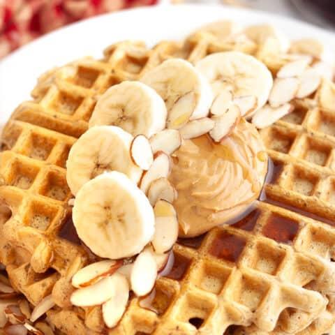 Easy Vegan Waffle Recipe