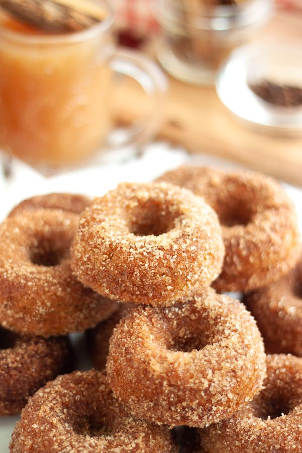 Vegan Cider Donut Recipe