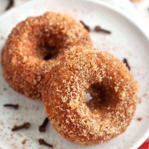 Vegan Apple Cider Donut Recipe