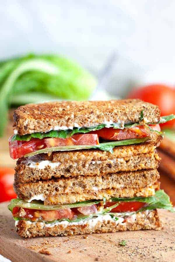Best Vegan BLT