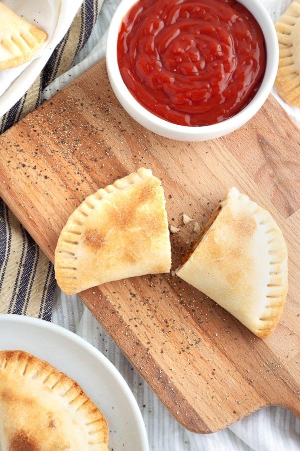 Healthy Vegan Empanadas