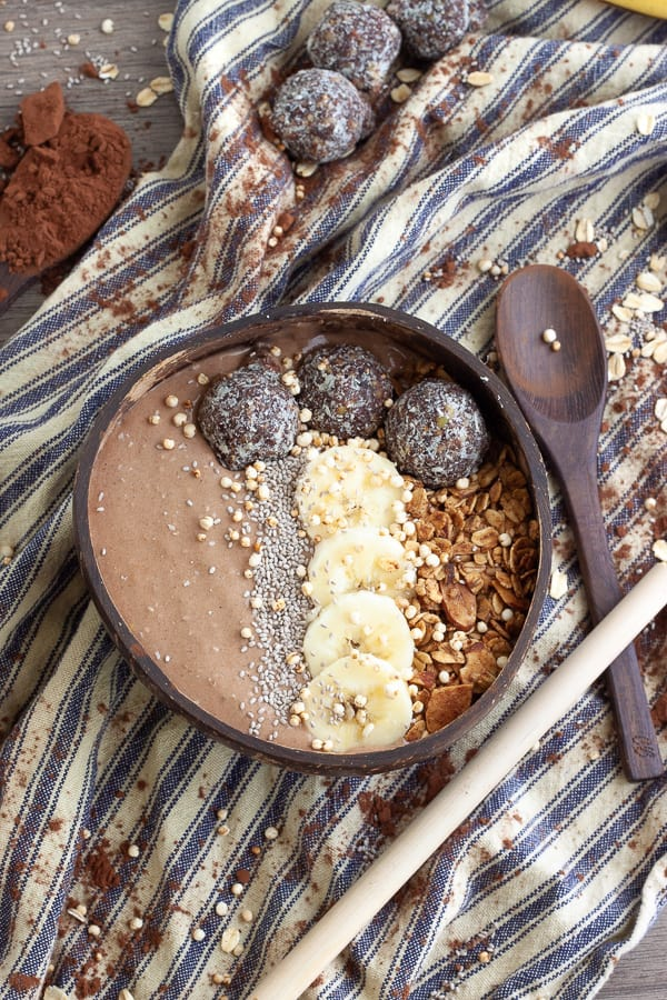 Vegan Chocolate Smoothie Recipe