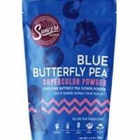 Blue Butterfly Powder