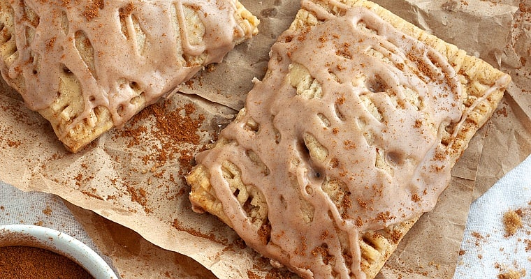 Vegan Pop Tart Recipe