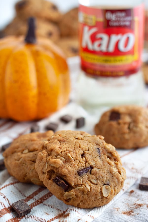 Chewy Baked Oatmeal Cookies