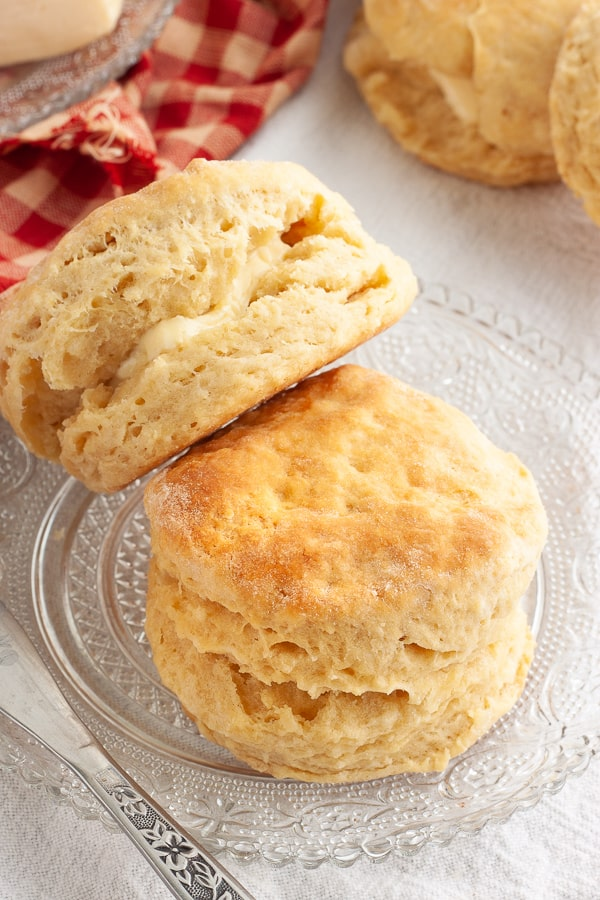 Vegan Biscuit Recipe