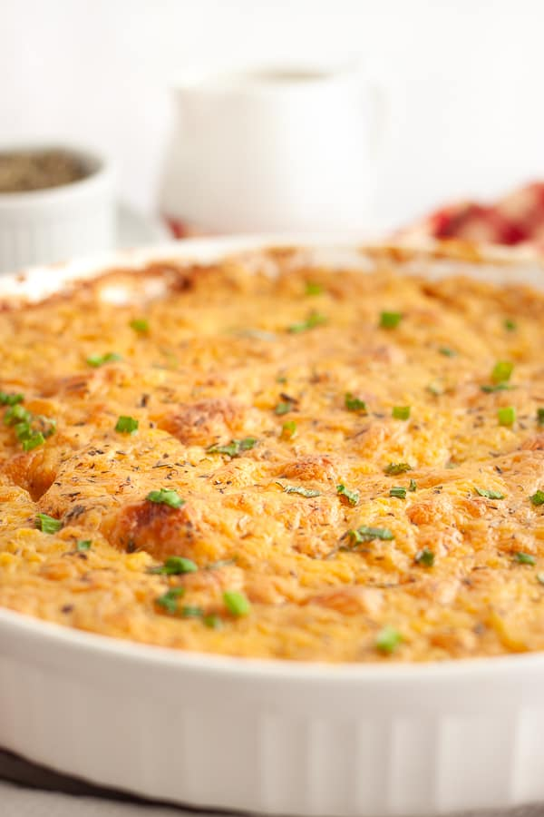 Healthy Scalloped Potatoes
