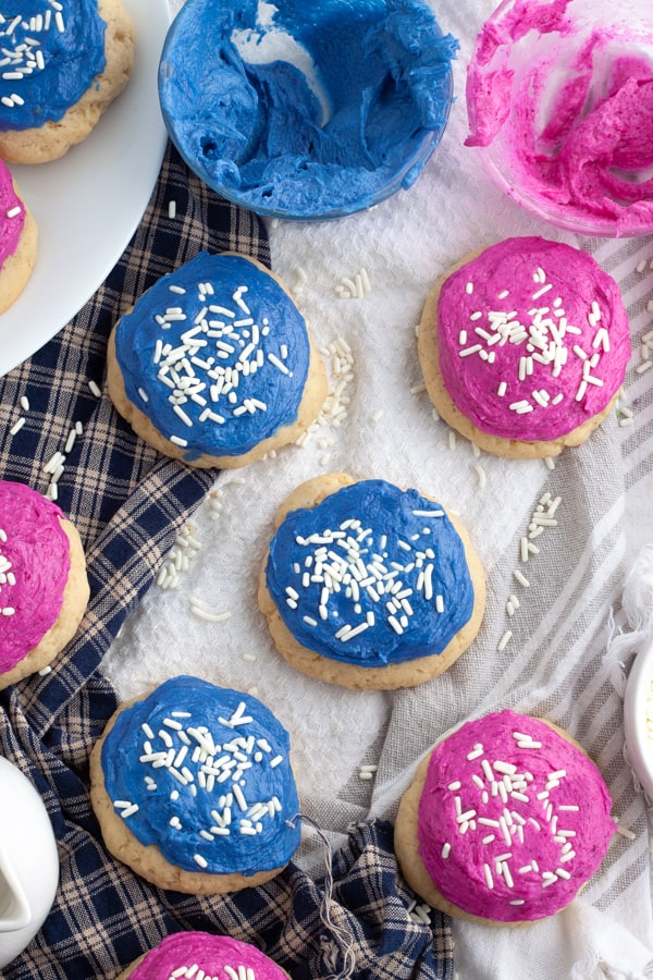 Chewy Vegan Cookies