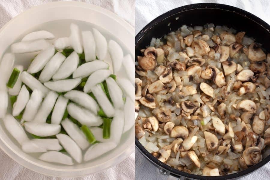 Vegan Green Bean Casserole Homemade