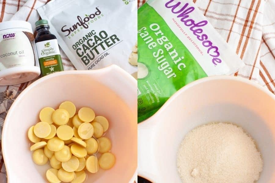Vegan White Chocolate Recipe