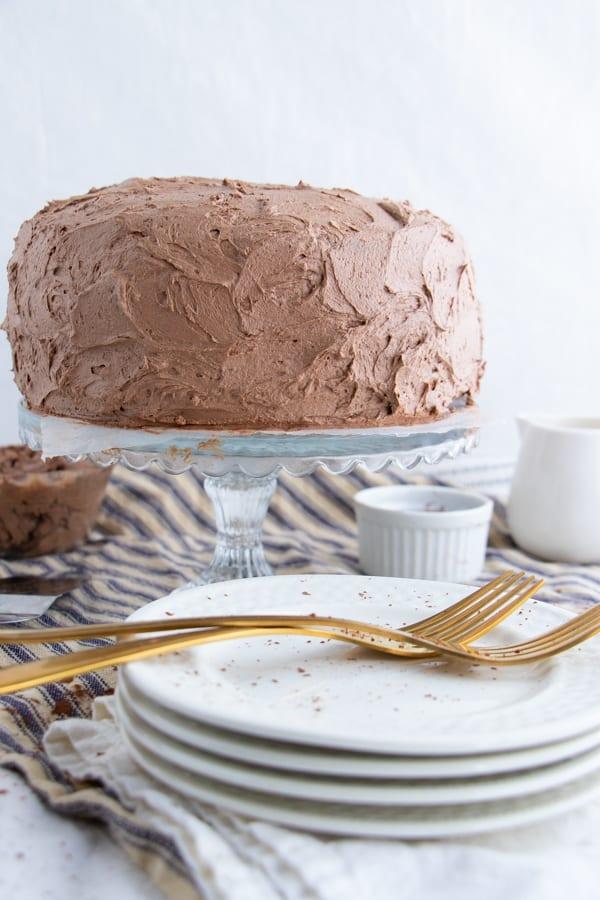 Simple Vegan Cake Recipe