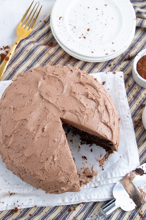 Easy and Delicious Chocolate Cake