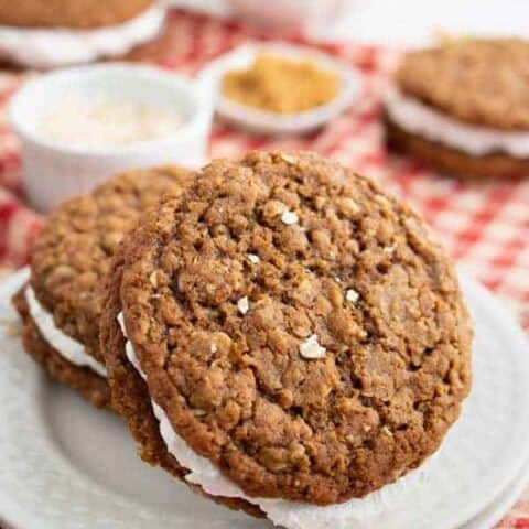 The Best Oatmeal Cream Pies