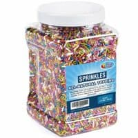 Vegan Rainbow Sprinkles