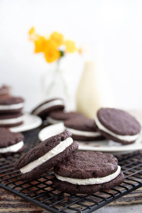 Homemade Vegan Oreo Recipe