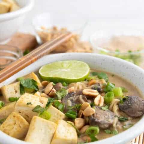 Vegetarian Ramen Noodles