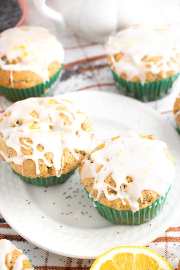 Healthy Lemon Muffin Recipe