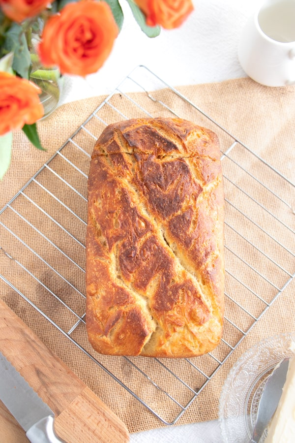 Yeast Bread from Scratch
