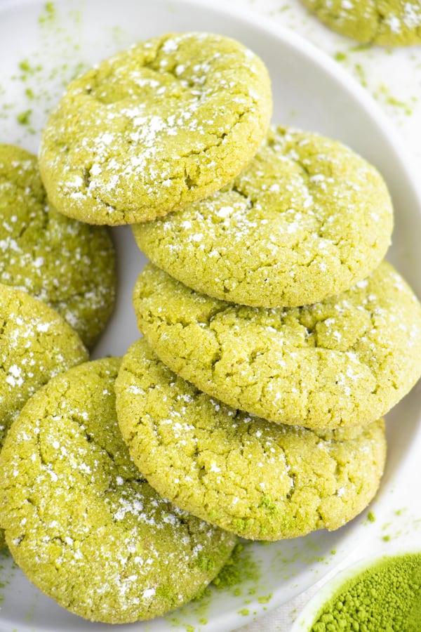 Matcha Cookie Recipe