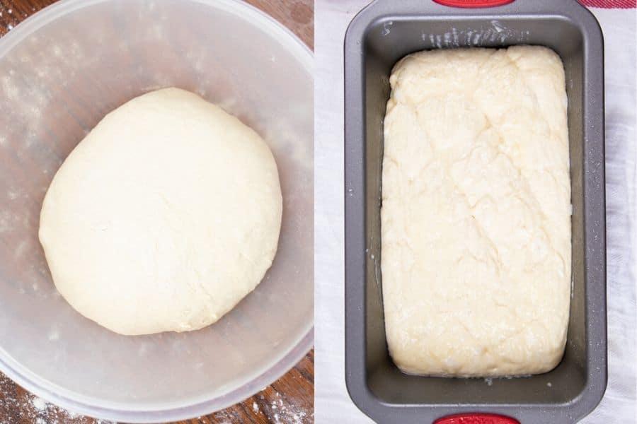 Homemade Baked Bread
