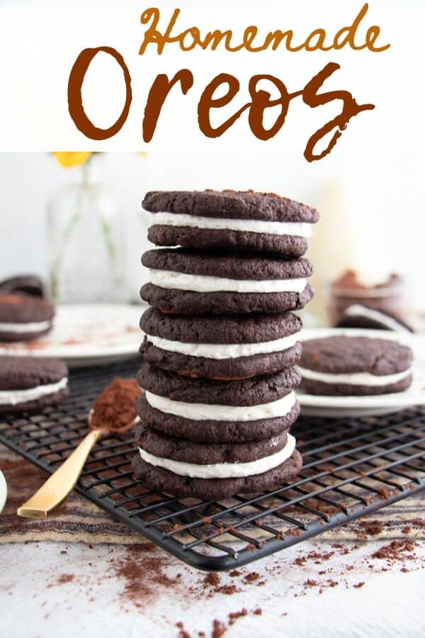 Vegan Oreo Recipe