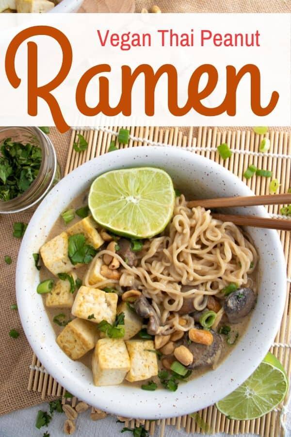 Thai Vegan Ramen
