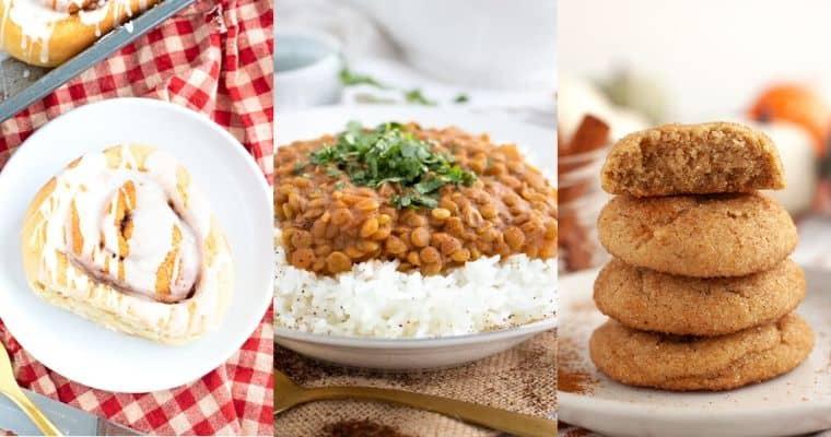 Vegan Pantry Recipes