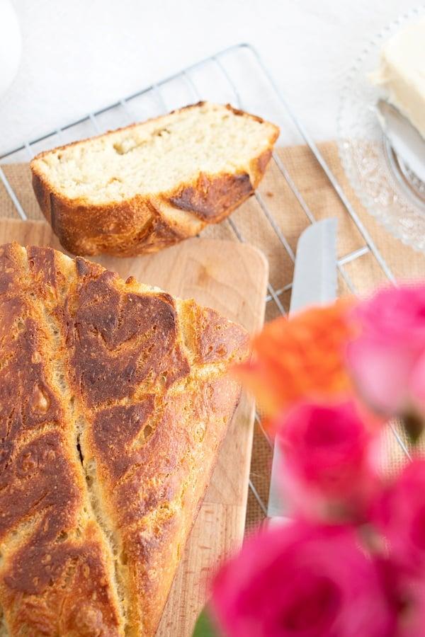Homemade Vegan Bread