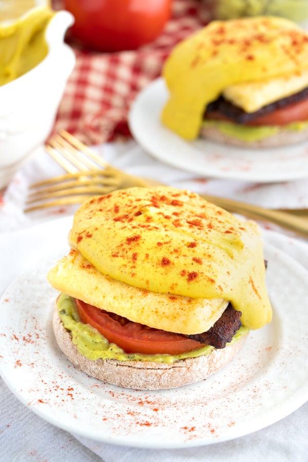 Vegan Egg Breakfast Recipe