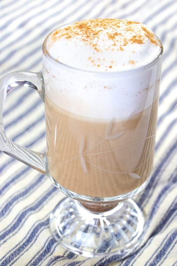 Sweet and Frothy Latte
