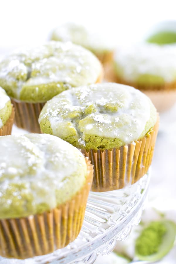 Homemade Green Tea Muffin Recipe