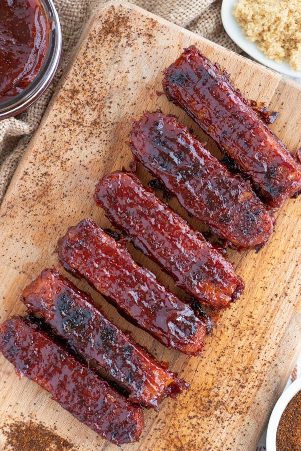 Vegan BBQ Ribs Recipe