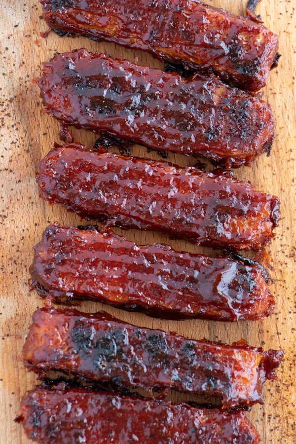 Best Vegan Ribs