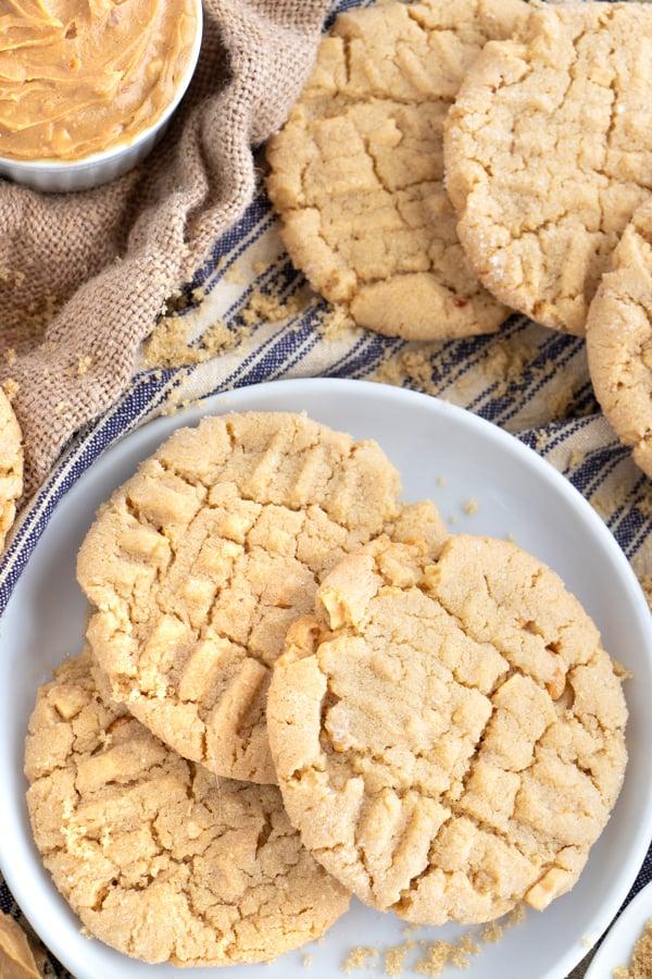 Vegan Chewy Cookie Recipe