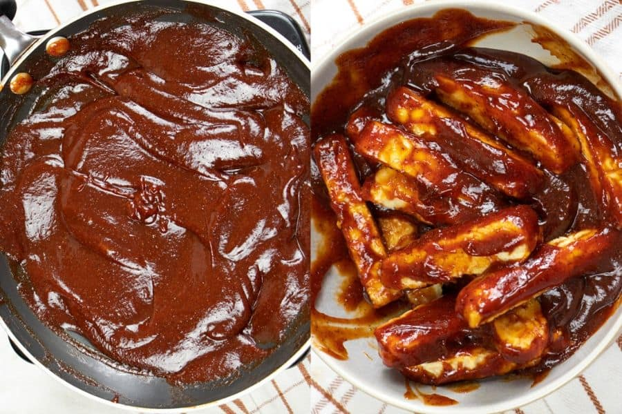 Homemade Vegan BBQ Sauce