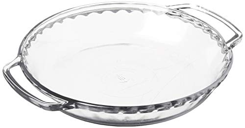 Glass Pie Pan