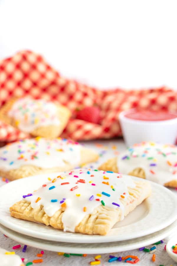 Easy Vegan Pop Tarts