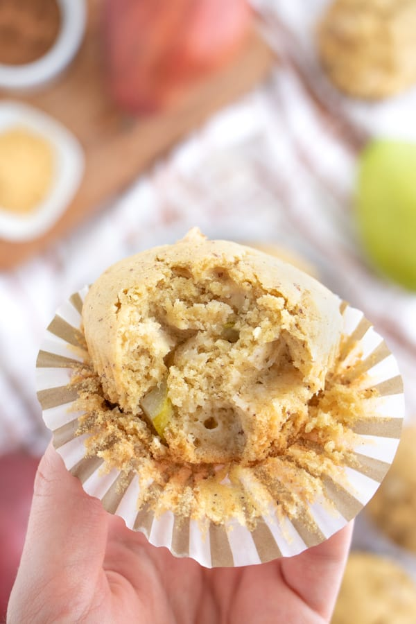 Dairy Free Ginger Muffins