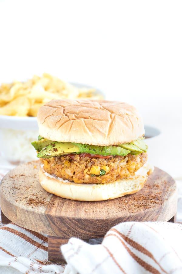 Best Vegan Chickpea Burgers