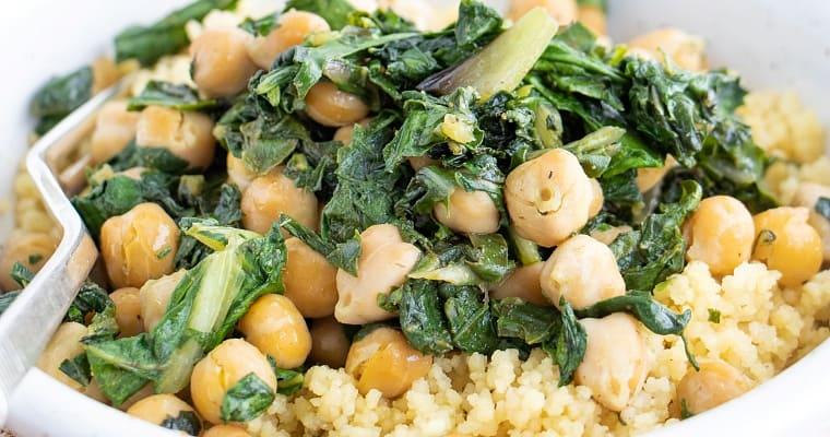 Best Moroccan Couscous Recipe